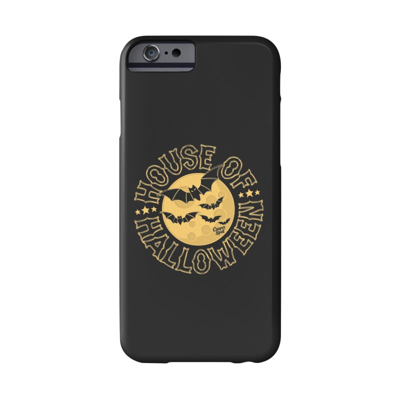 House of Halloween Accessories Phone Case by Casper Spell's Shop