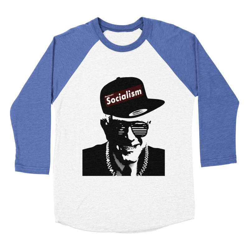 A$AP BERN Men's Baseball Triblend T-Shirt by cassin's Artist Shop