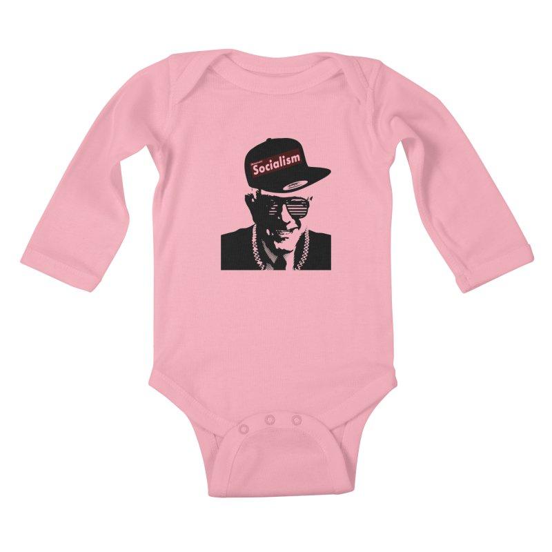 A$AP BERN Kids Baby Longsleeve Bodysuit by cassin's Artist Shop