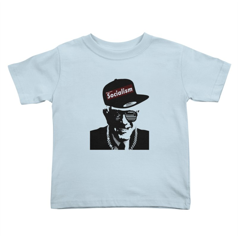 A$AP BERN Kids Toddler T-Shirt by cassin's Artist Shop