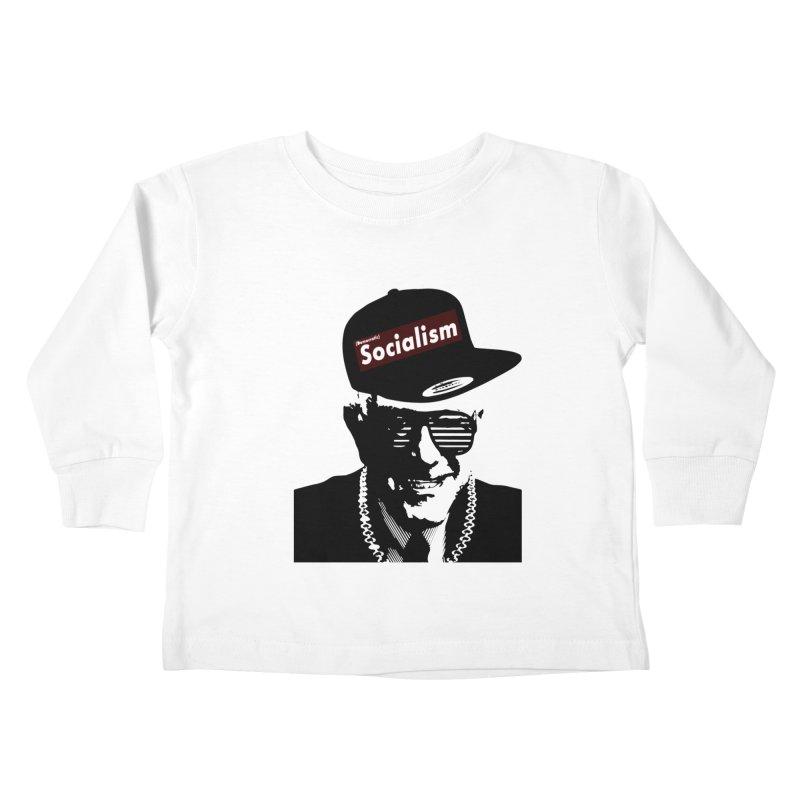 A$AP BERN Kids Toddler Longsleeve T-Shirt by cassin's Artist Shop