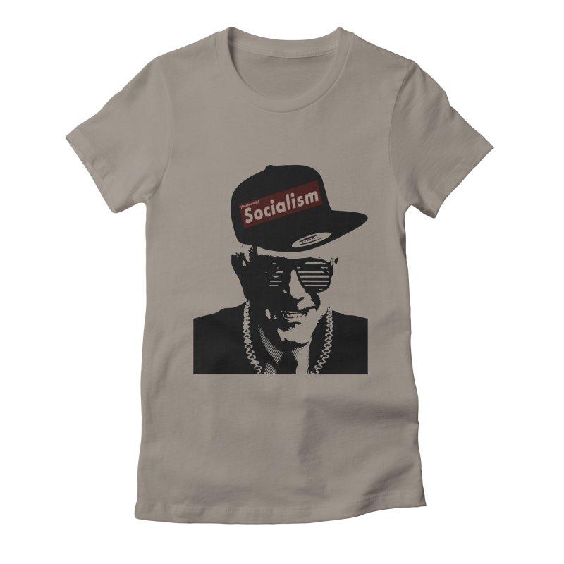 A$AP BERN Women's Fitted T-Shirt by cassin's Artist Shop
