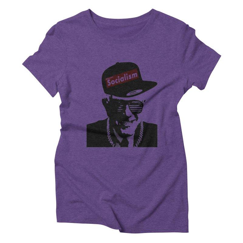 A$AP BERN Women's Triblend T-shirt by cassin's Artist Shop