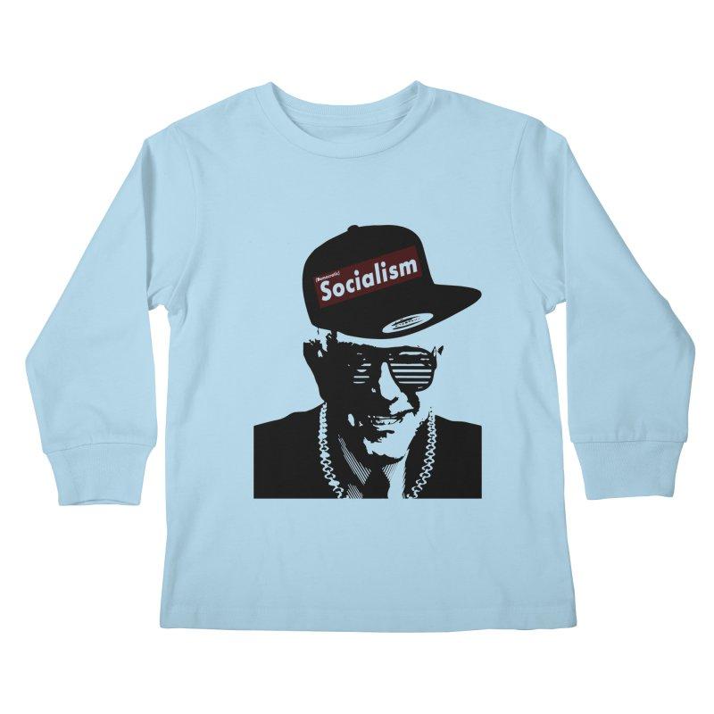 A$AP BERN Kids Longsleeve T-Shirt by cassin's Artist Shop