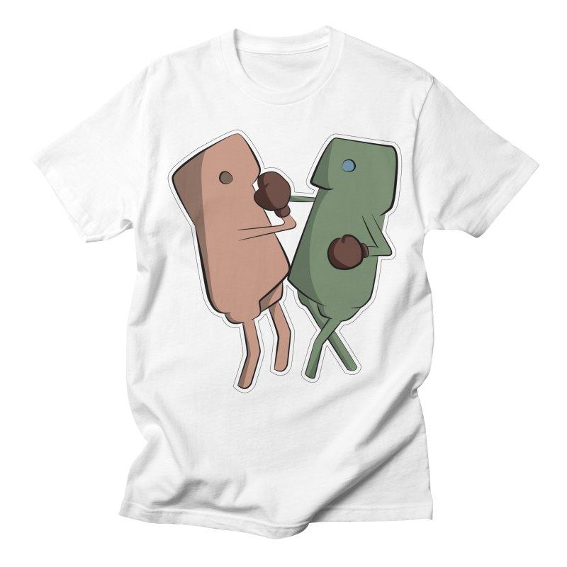 Fighting Vs Women's Regular Unisex T-Shirt by Castaneda Designs
