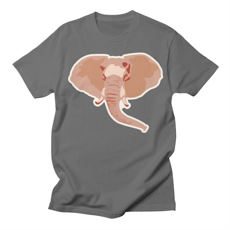 Elephant Women's T-Shirt by Castaneda Designs