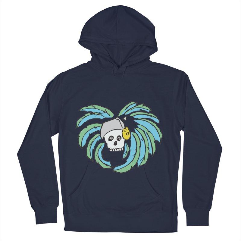 Heart of an Aztec Men's Pullover Hoody by Castaneda Designs