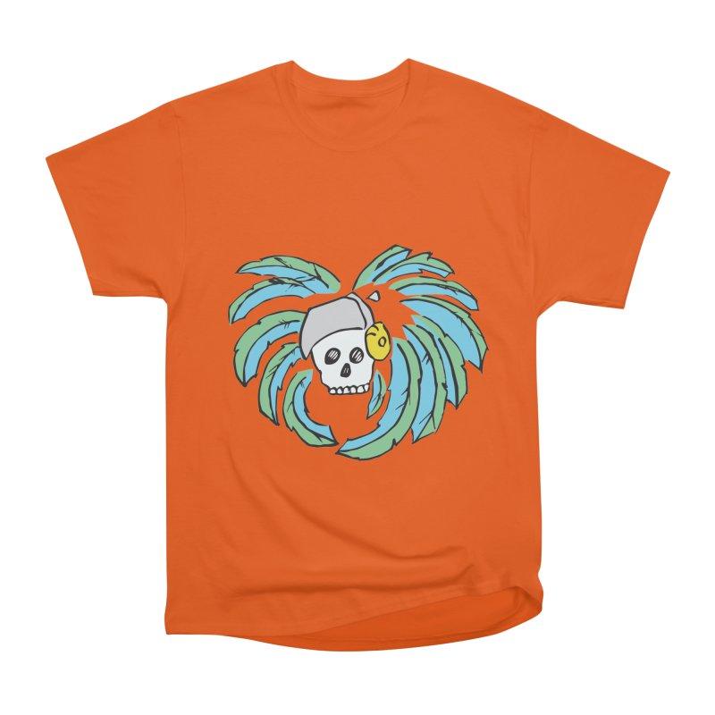 Heart of an Aztec Men's T-Shirt by Castaneda Designs