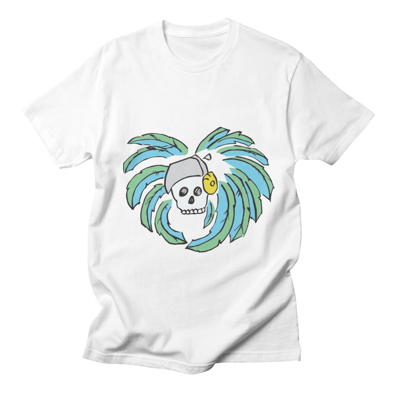 Heart of an Aztec Men's T-Shirt by Castaneda Designs