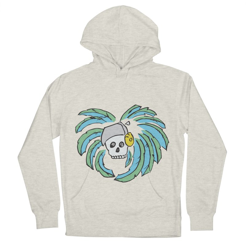 Heart of an Aztec Women's French Terry Pullover Hoody by Castaneda Designs