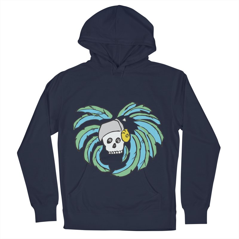 Heart of an Aztec Men's Pullover Hoody by Castaneda Designs