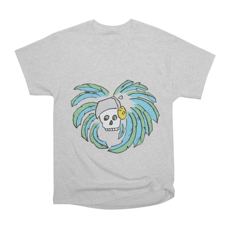 Heart of an Aztec Women's Heavyweight Unisex T-Shirt by Castaneda Designs