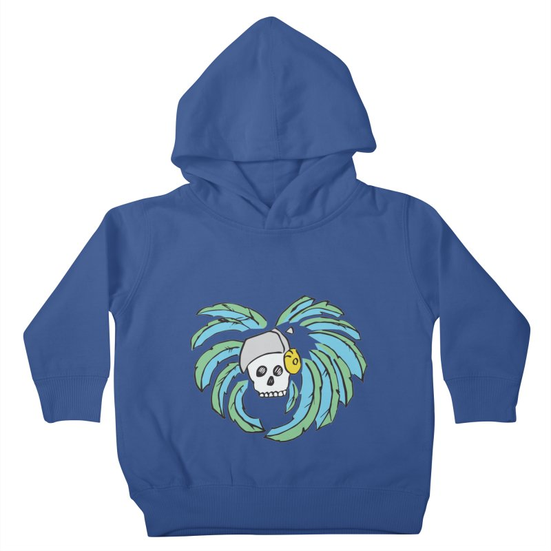 Heart of an Aztec Kids Toddler Pullover Hoody by Castaneda Designs