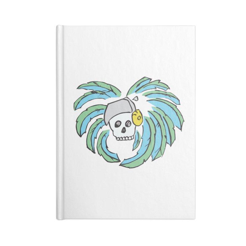 Heart of an Aztec Accessories Notebook by Castaneda Designs