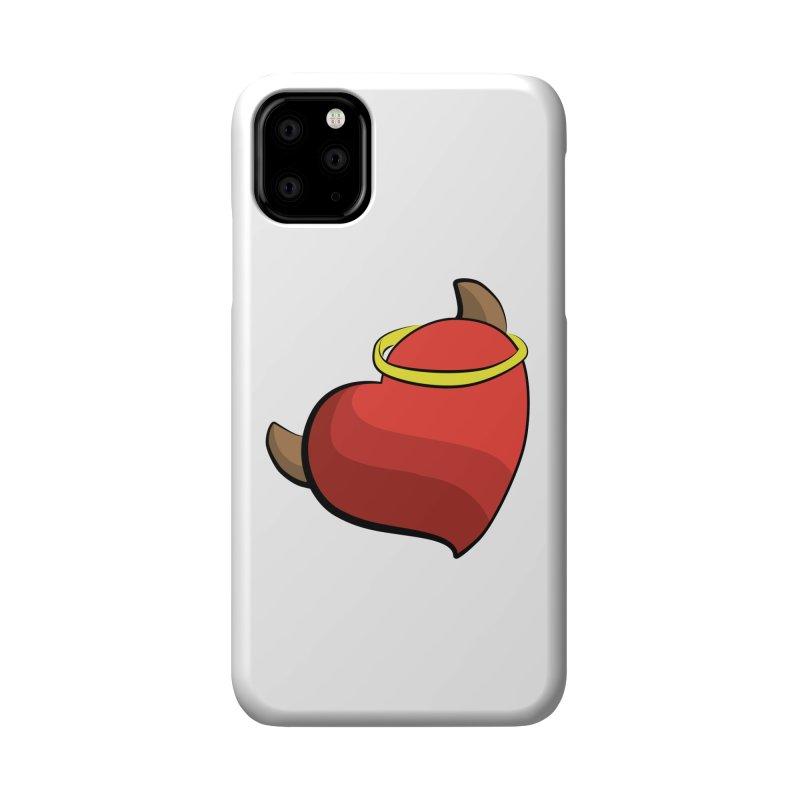 Evil love Accessories Phone Case by Castaneda Designs