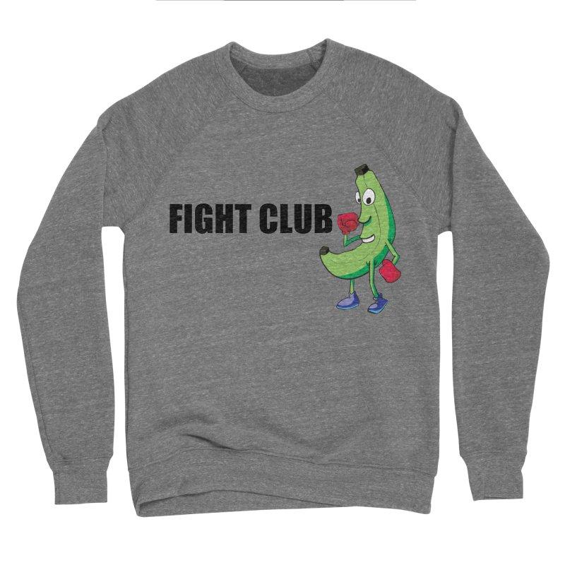 Fruit Fight Women's Sponge Fleece Sweatshirt by Castaneda Designs