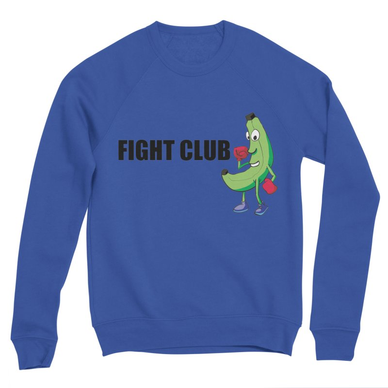 Fruit Fight Women's Sweatshirt by Castaneda Designs
