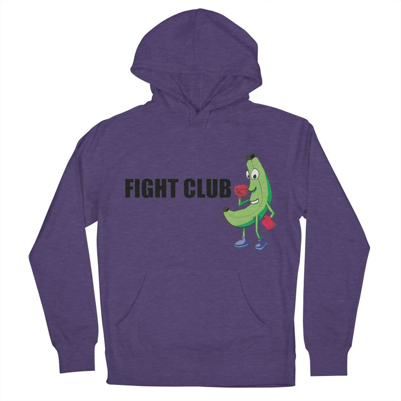 Fruit Fight Women's French Terry Pullover Hoody by Castaneda Designs