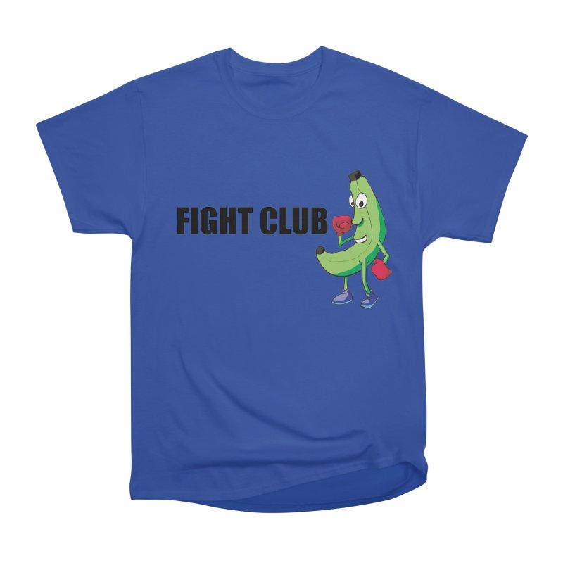 Fruit Fight Men's Heavyweight T-Shirt by Castaneda Designs
