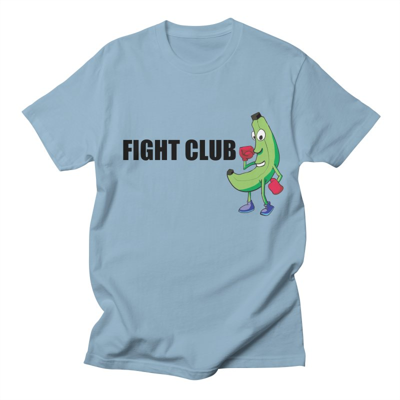 Fruit Fight Women's Regular Unisex T-Shirt by Castaneda Designs