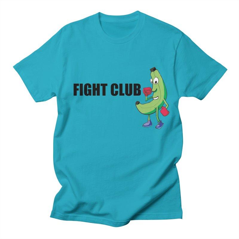 Fruit Fight Women's Regular Unisex T-Shirt by Castaneda Designs