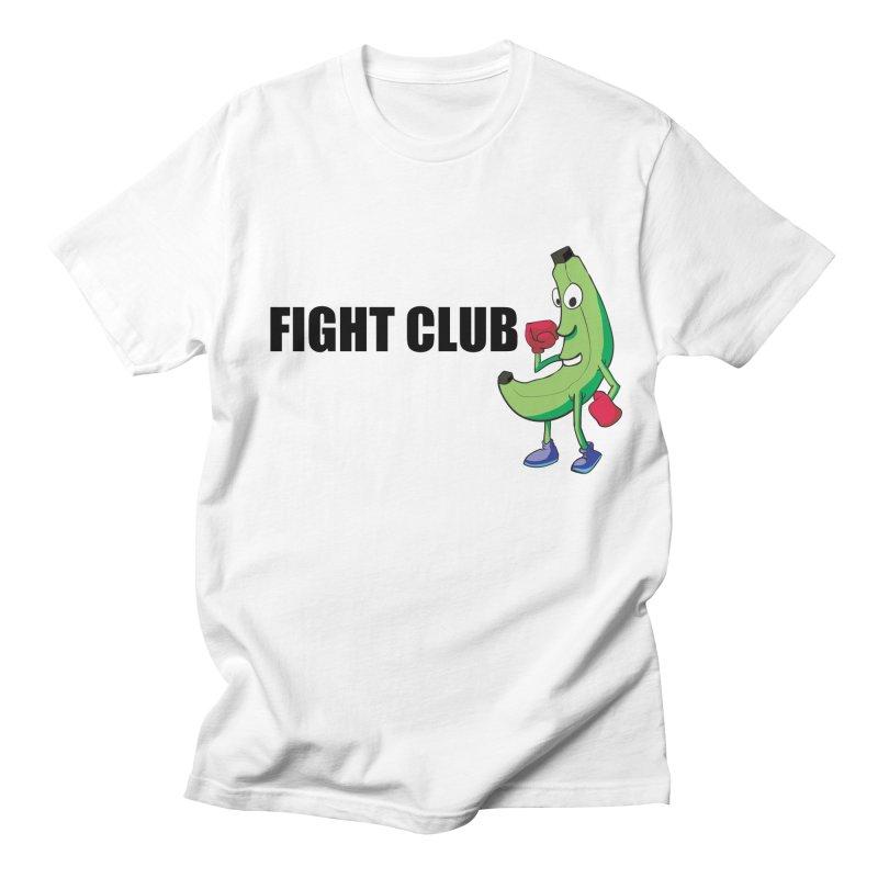 Fruit Fight Men's T-Shirt by Castaneda Designs