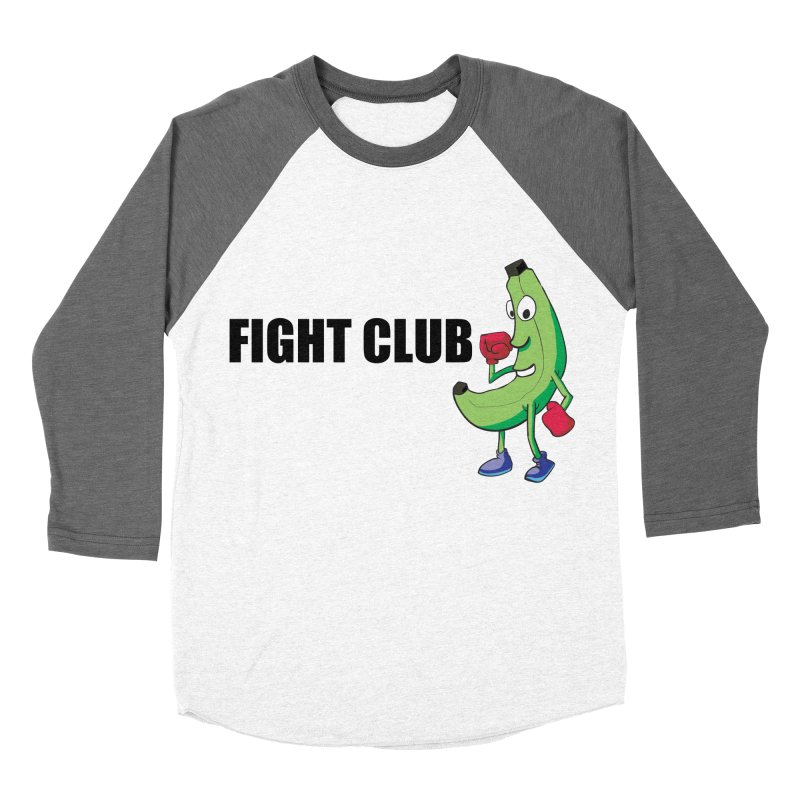 Fruit Fight Women's Baseball Triblend Longsleeve T-Shirt by Castaneda Designs