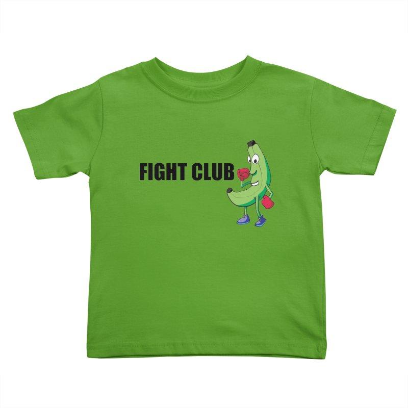 Fruit Fight Kids Toddler T-Shirt by Castaneda Designs