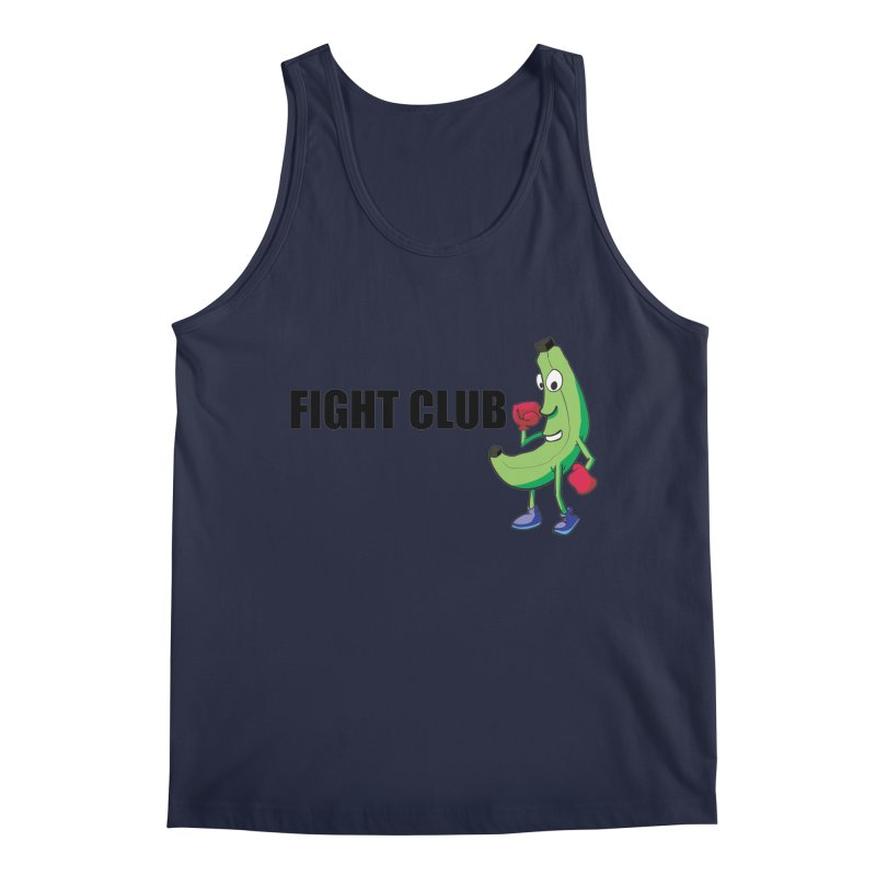Fruit Fight Men's Regular Tank by Castaneda Designs