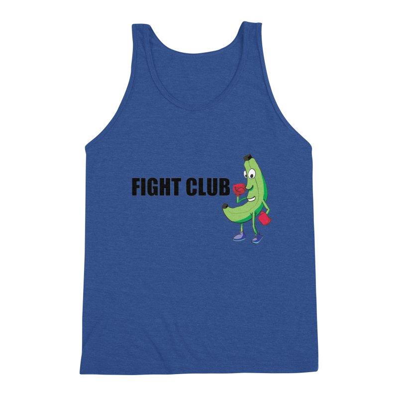 Fruit Fight Men's Tank by Castaneda Designs