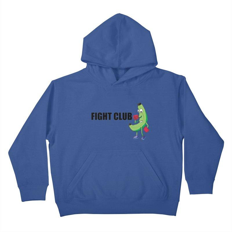 Fruit Fight Kids Pullover Hoody by Castaneda Designs