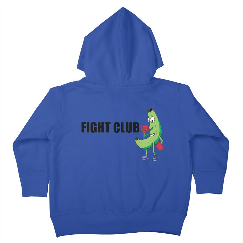 Fruit Fight Kids Toddler Zip-Up Hoody by Castaneda Designs