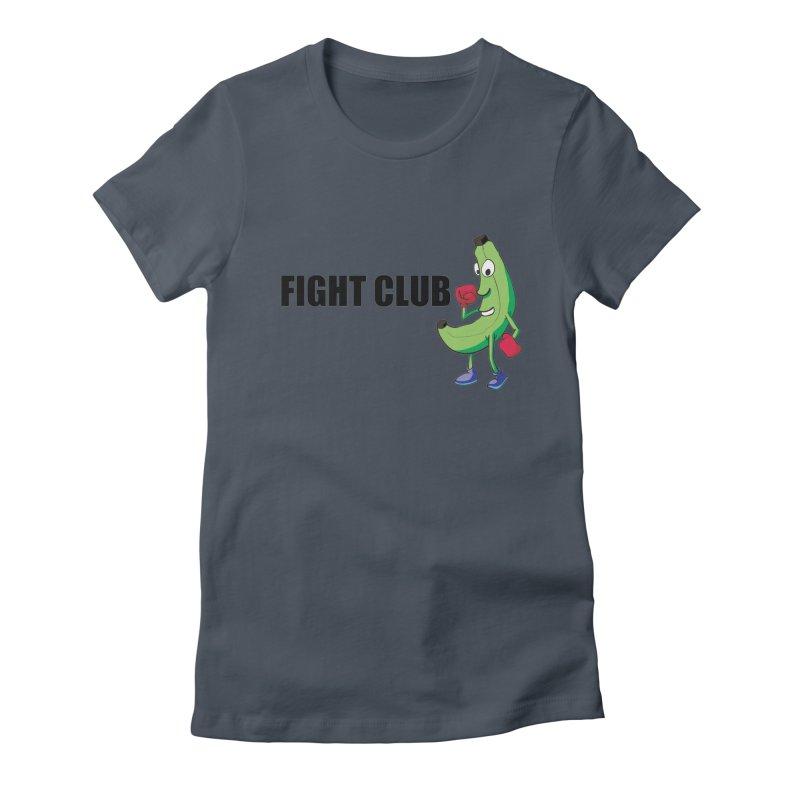 Fruit Fight Women's T-Shirt by Castaneda Designs