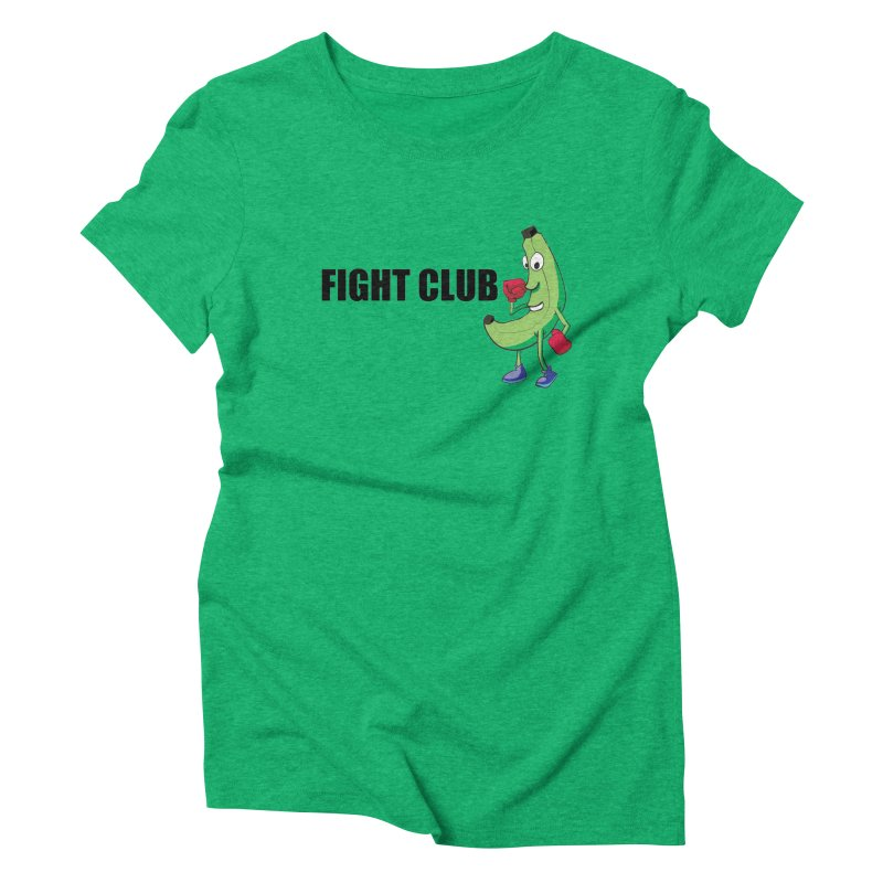 Fruit Fight Women's Triblend T-Shirt by Castaneda Designs