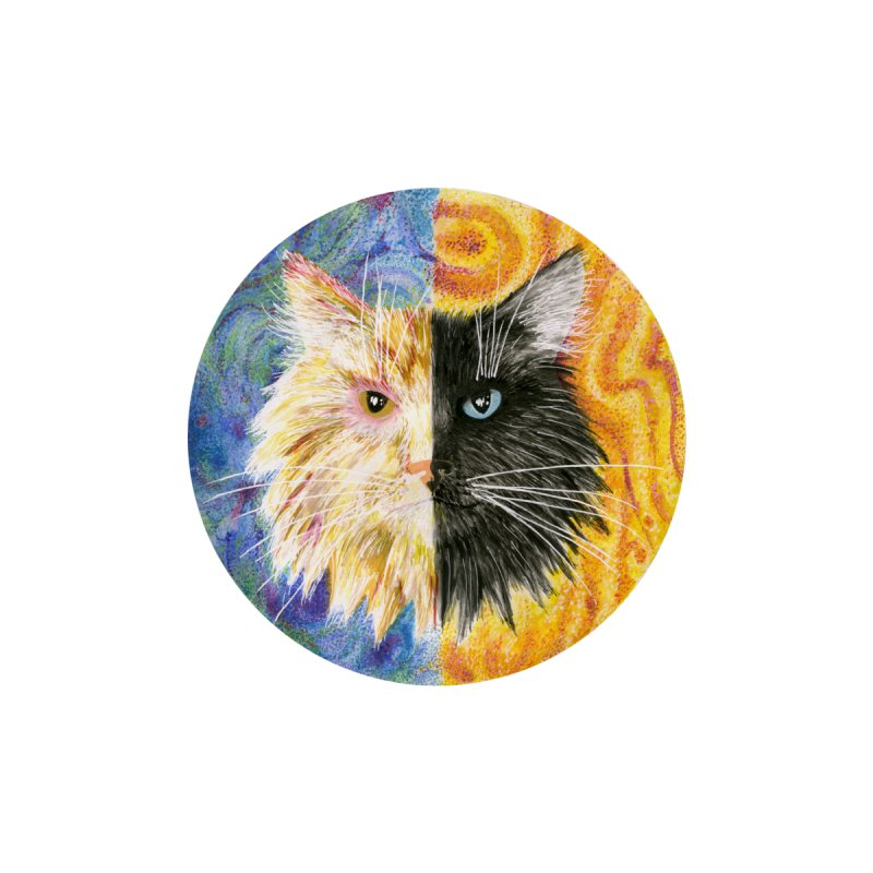 Gemeowni Home Fine Art Print by Bad Kerning by castinbronze