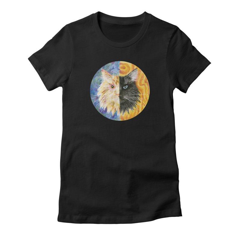 Gemeowni Women's T-Shirt by Bad Kerning by castinbronze