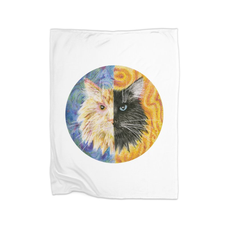 Gemeowni Home Blanket by Bad Kerning by castinbronze