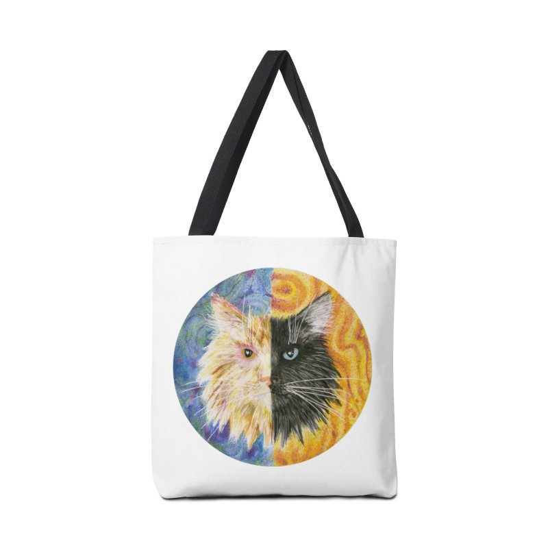 Gemeowni Accessories Tote Bag Bag by Bad Kerning by castinbronze