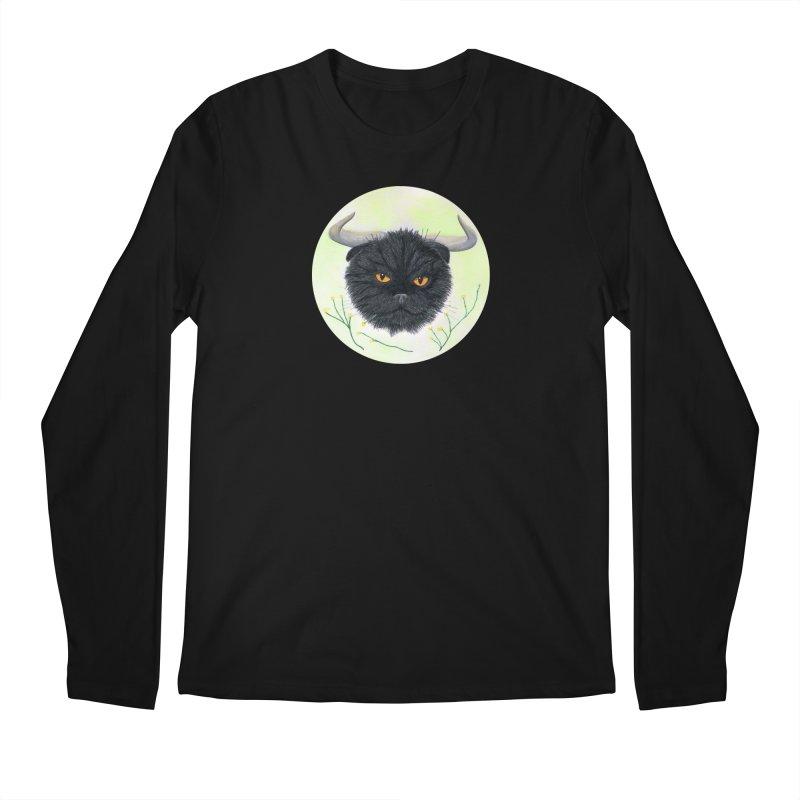 Tommus Men's Longsleeve T-Shirt by Bad Kerning by castinbronze