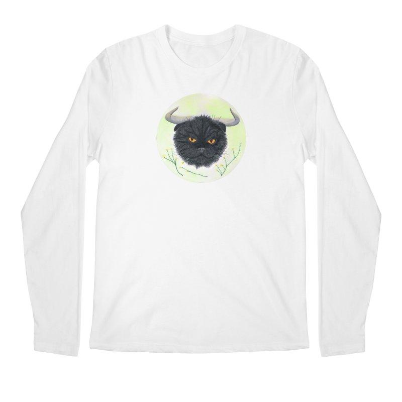 Tommus Men's Regular Longsleeve T-Shirt by Bad Kerning by castinbronze
