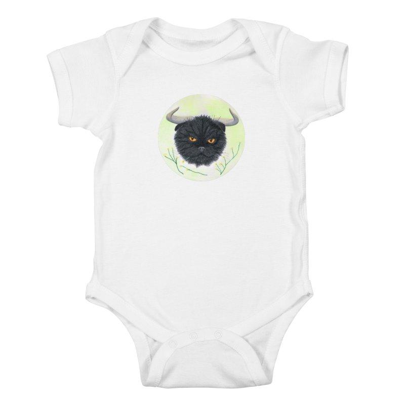 Tommus Kids Baby Bodysuit by castinbronze design