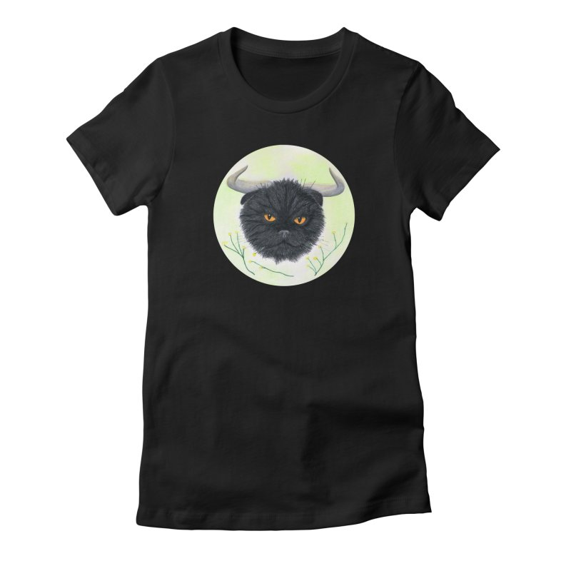 Tommus Women's T-Shirt by Bad Kerning by castinbronze