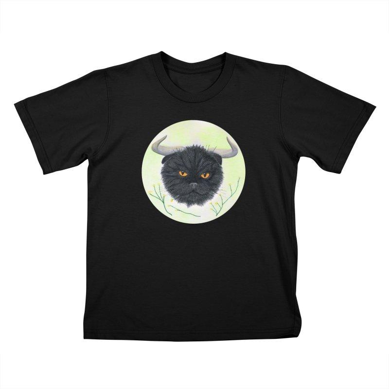 Tommus Kids T-Shirt by castinbronze design