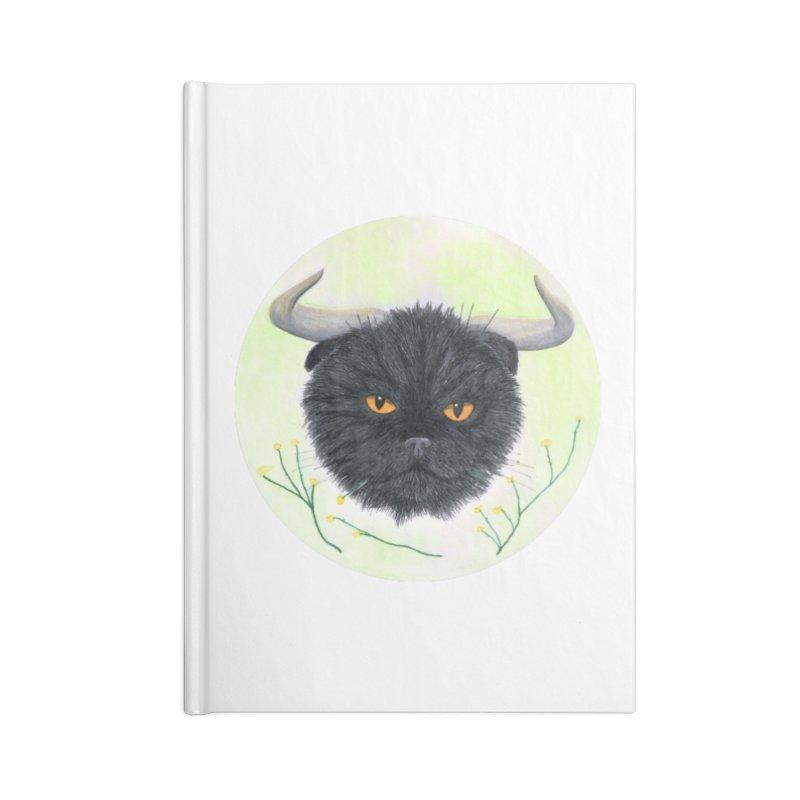 Tommus Accessories Notebook by castinbronze design