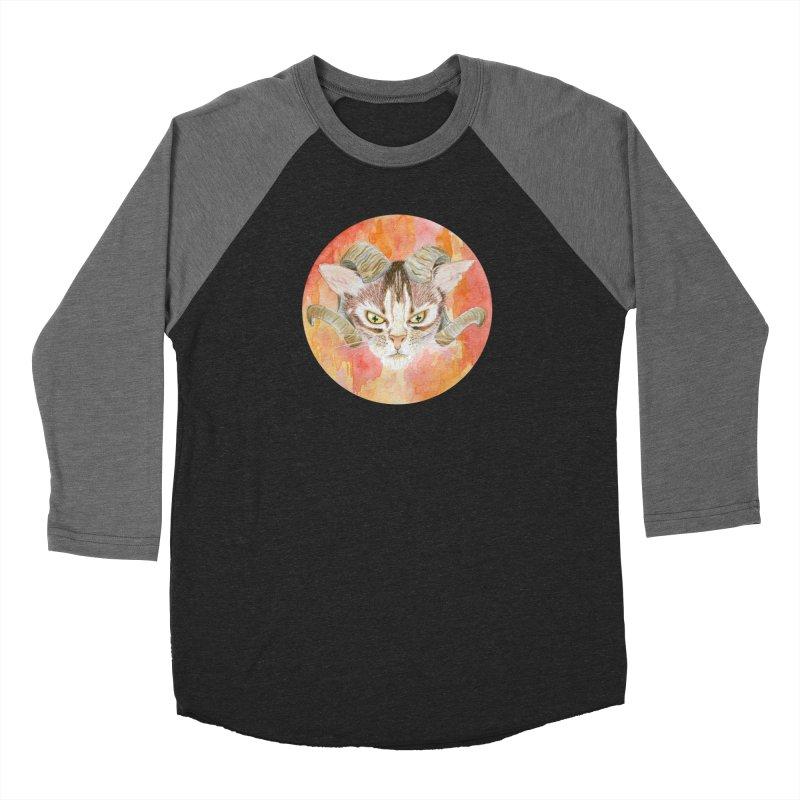 Scaries Women's Baseball Triblend T-Shirt by castinbronze design