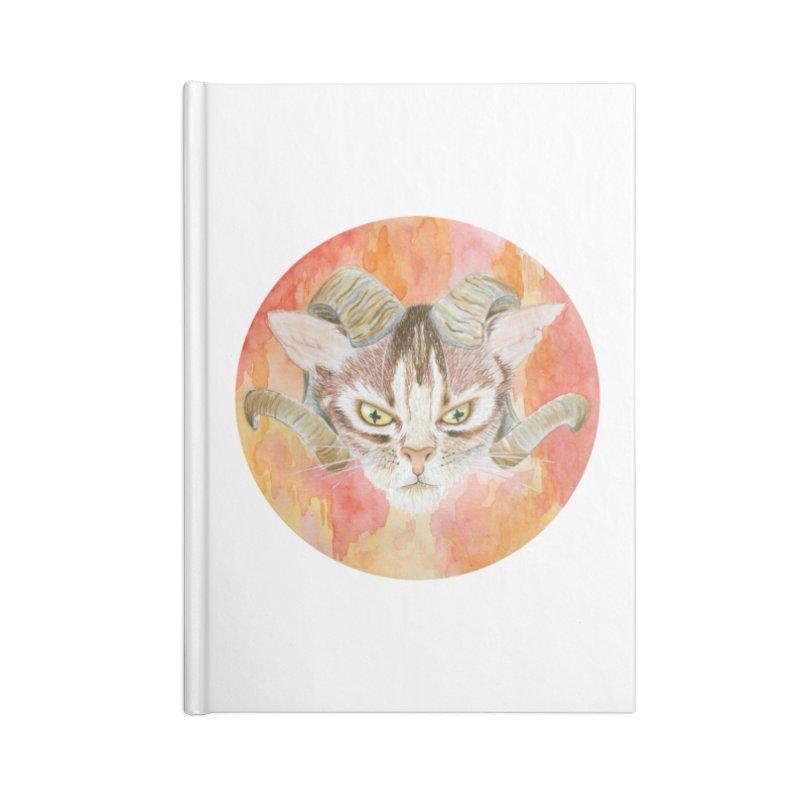 Scaries Accessories Notebook by castinbronze design