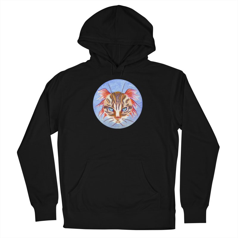 Pawsces Women's Pullover Hoody by castinbronze design