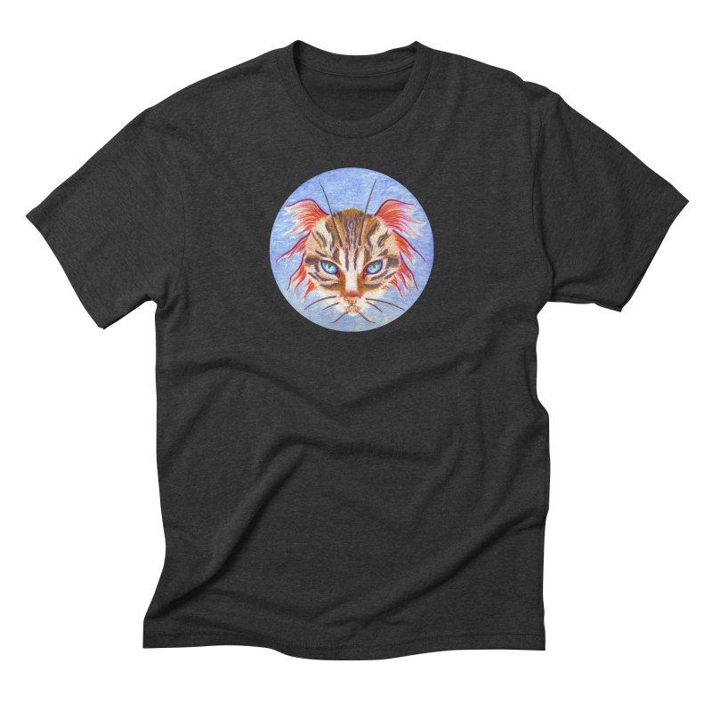 Pawsces Men's Triblend T-Shirt by Bad Kerning by castinbronze