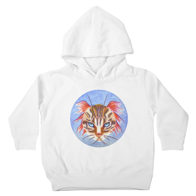 Pawsces Kids Toddler Pullover Hoody by castinbronze design