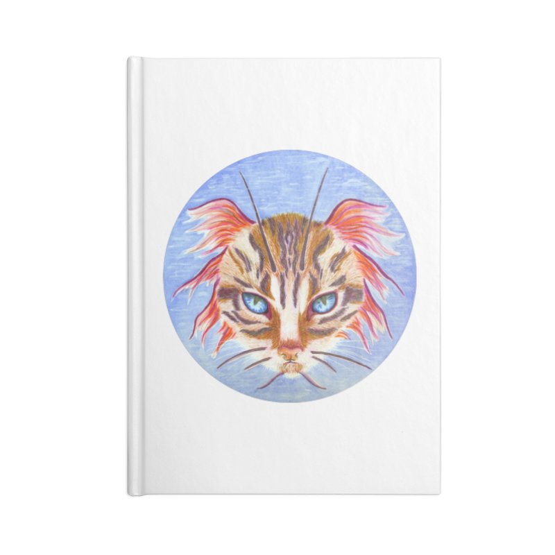 Pawsces Accessories Notebook by Bad Kerning by castinbronze